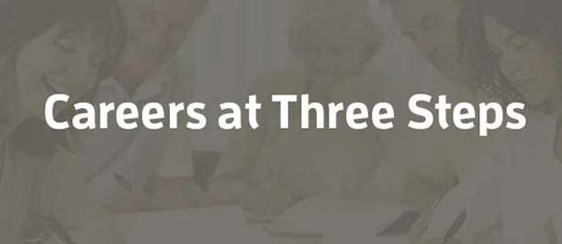 Three Steps - Careers at Three Steps